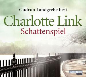 """Gudrun Landgrebe liest Charlotte Link """"Schattenspiel"""""""