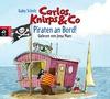 Vergrößerte Darstellung Cover: Piraten an Bord!. Externe Website (neues Fenster)