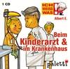 Vergrößerte Darstellung Cover: Ich weiß was - Albert E. erklärt beim Kinderarzt & im Krankenhaus. Externe Website (neues Fenster)
