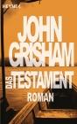 Vergrößerte Darstellung Cover: Das Testament. Externe Website (neues Fenster)