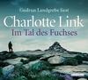"Gudrun Landgrebe liest Charlotte Link ""Im Tal des Fuchses"""