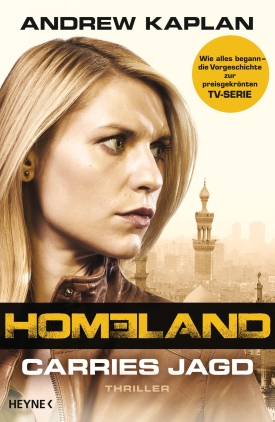 Homeland - Carries Jagd