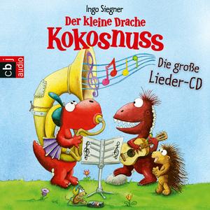Der kleine Drache Kokosnuss - das große Liederalbum