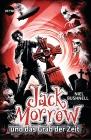 Vergrößerte Darstellung Cover: Jack Morrow und das Grab der Zeit. Externe Website (neues Fenster)