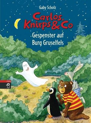 Gespenster auf Burg Gruselfels