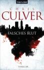 Vergrößerte Darstellung Cover: Falsches Blut. Externe Website (neues Fenster)