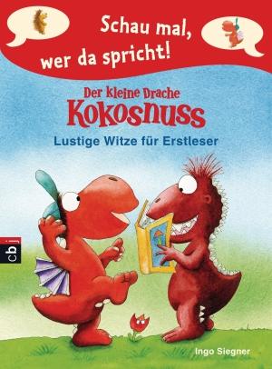 Der kleine Drache Kokosnuss - Lustige Witze für Erstleser