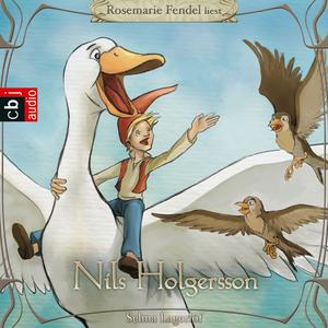 "Rosemarie Fendel liest ""Nils Holgersson"", Selma Lagerlöf"