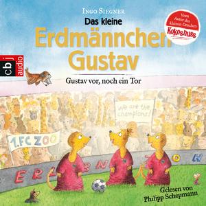 Das kleine Erdmännchen Gustav - Gustav vor, noch ein Tor!