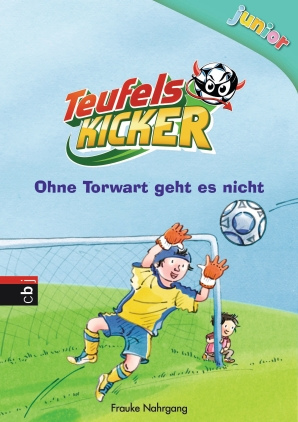 Teufelskicker junior - Ohne Torwart geht es nicht