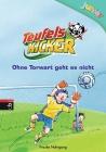 Vergrößerte Darstellung Cover: Teufelskicker junior - Ohne Torwart geht es nicht. Externe Website (neues Fenster)