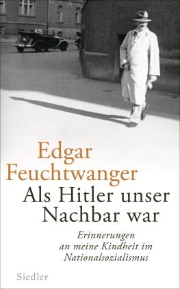 Als Hitler unser Nachbar war