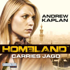 """Nana Spier liest Andrew Kaplan """"Homeland - Carries Jagd"""""""