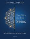 Vergrößerte Darstellung Cover: Vom Glück des stillen Seins. Externe Website (neues Fenster)