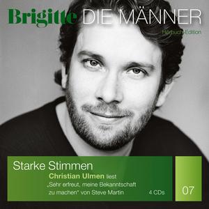 """Christian Ulmen liest """"Sehr erfreut, meine Bekanntschaft zu machen"""" von Steve Martin"""