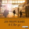 """Andrea Sawatzki & Christian Berkel lesen Jean-Philippe Blondel """"6 Uhr 41"""""""