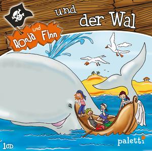 Ronja und Finn und der Wal
