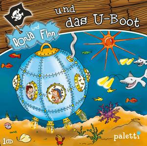 Ronja und Finn und das U-Boot