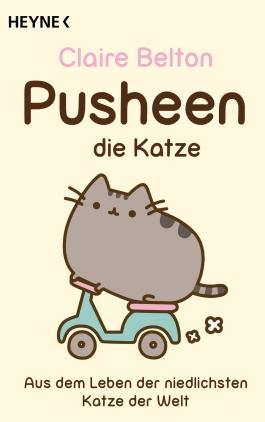 Pusheen, die Katze