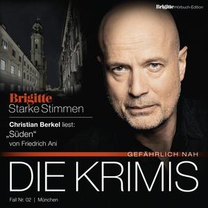 """Christian Berkel liest """"Süden"""" von Friedrich Ani"""