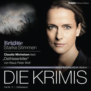 """Claudia Michelsen liest """"Ostfriesenkiller"""" von Klaus-Peter Wolf"""