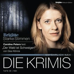 """Caroline Peters liest """"Der Wald ist Schweigen"""" von Gisa Klönne"""