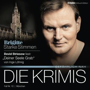 """Devid Striesow liest """"Deiner Seele Grab"""" von Inge Löhnig"""
