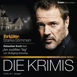 """Sebastian Koch liest """"Am zwölften Tag"""" von Wolfgang Schorlau"""
