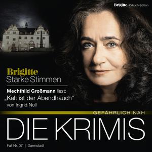 """Mechthild Grossmann liest """"Kalt ist der Abendhauch"""" von Ingrid Noll"""