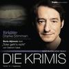 """Boris Aljinovic liest """"Toter geht's nicht"""" von Dietrich Faber"""