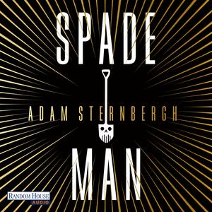 """Christoph Maria Herbst liest Adam Sternbergh """"Spademan"""""""