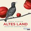 Vergrößerte Darstellung Cover: Altes Land. Externe Website (neues Fenster)