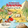 Vergrößerte Darstellung Cover: Der kleine Drache Kokosnuss - Expedition auf dem Nil. Externe Website (neues Fenster)