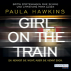 "Britta Steffenhagen, Rike Schmid und Christiane Marx lesen Paula Hawkins ""Girl on the train"""