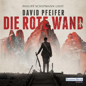 """Philipp Schepmann liest David Pfeifer """"Die rote Wand"""""""