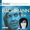 Vergrößerte Darstellung Cover: Ingeborg Bachmann. Externe Website (neues Fenster)