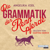 Vergrößerte Darstellung Cover: Die Grammatik der Rennpferde. Externe Website (neues Fenster)