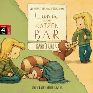 Luna und der Katzenbär Band 3 und 4