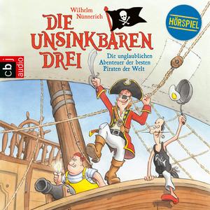 Die unglaublichen Abenteuer der besten Piraten der Welt