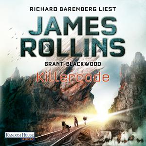 "Richard Barenberg liest Grant Blackwoog ""Killercode"""
