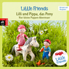 Lilli und Pippa, das Pony
