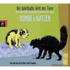 Die fabelhafte Welt der Tiere - Hunde & Katzen