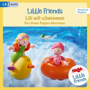 Lilli will schwimmen
