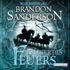 Vergrößerte Darstellung Cover: Detlef Bierstedt liest Brandon Sanders Krieger des Feuers. Externe Website (neues Fenster)
