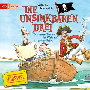 ¬Die¬ besten Piraten der Welt auf großer Fahrt