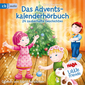 HABA Little Friends - Das Adventskalenderhörbuch -