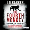 Vergrößerte Darstellung Cover: The Fourth Monkey. Externe Website (neues Fenster)