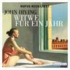 """Rufus Beck liest """"John Irving, Witwe für ein Jahr"""""""