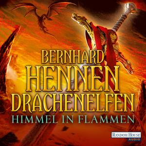 Drachenelfen - Himmel in Flammen