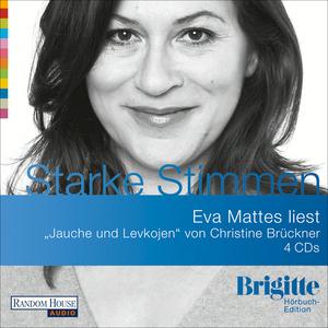 """Eva Mattes liest """"Jauche und Levkojen von Christine Brückner"""""""